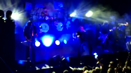Helloween - If i could fly , Hd , Live at Rockefeller,oslo 02.04.2013