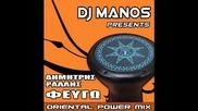 Dj Manos ft Dimitris Rallis - Fevgo (oriental mix power)