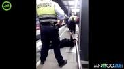 Симулант пред полицаи