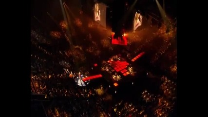 Celine Dion - Because You Loved Me (live Acapella - Boston Dvd - Taking Chances Tour)