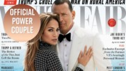 JLo & A-Rod prove they're a couple debut in Vanity Fair