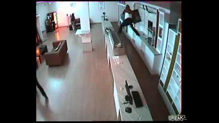 Крадене на плазма за 20 секунди