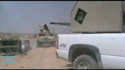 Iraqi Forces Regain Ground From Islamic State