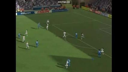 Fifa 08 Гол