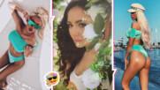 Две прекрасни българки, които избраха родното за лятната си почивка