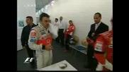 F1 - Massa Vs Alonso Nurburgring 2007