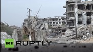 Syria: Army fights militants in Jobar on outskirts of Damascus