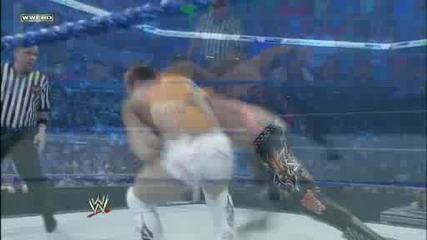 Friday Night Smackdown 22/07/11 ; Част 2/5