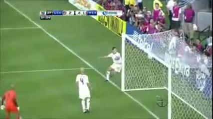Великолепния гол на Джиовани Дос Сантос срещу Сащ !