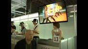 В обектива: Международно геймърско изложение в Токио