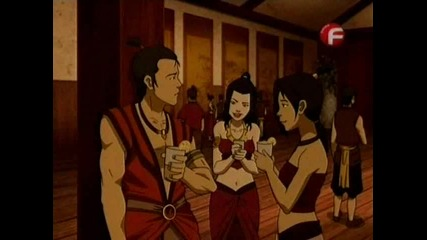 Avatar - the last airbender episode 45