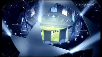 Uefa Champions League 2010 - 2011 Intro