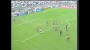 Manuel Negrete Mexico vs Bulgaria World Cup 1986