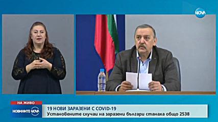 Проф. Кантарджиев: Навлизаме в етап на угасване на епидемията (ВИДЕО)