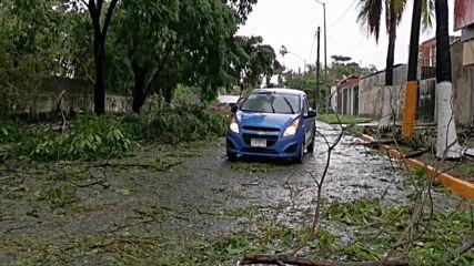 Mexico: Hurricane Rick wreaks havoc in Michoacan