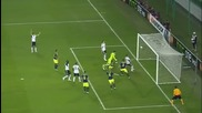 Легия варшава 0 - 3 Аякс ( 26/02/2015 ) ( лига европа )