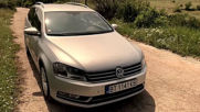 2012 Volkswagen Passat B7 Exterior снимано с iphone Xs max