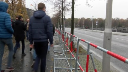 Germany: Thousands of police deployed in Berlin for Obama visit