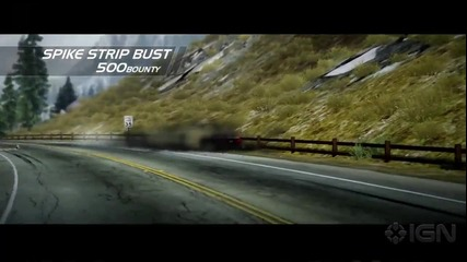 Need for Speed Hot Pursuit Police Chase