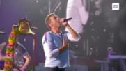 Coldplay - Viva la Vida // Live One Love Manchester 2017