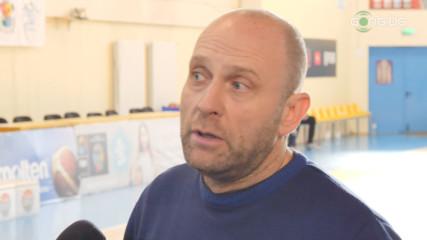 Тити Папазов: Този отбор има потенциал да се класира