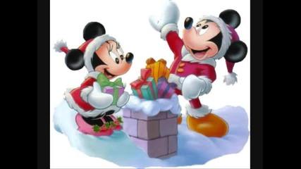 We Wish You A Merry Christmas - Disney - Youtube