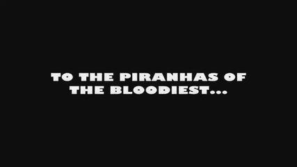 Пираня 3d 2 официален трейлър 2011