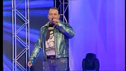 Goran Trivić - Žali bože što je tako lepa Subotom Popodne – (TV Pink 2014)