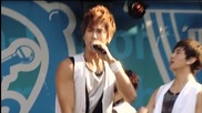 Tvxq - Choosey Lover (2008 A-nation)