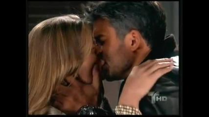 Дана и Кристобал - Първа целувка