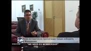 Нова историческа пропаганда преди изборите в Македония