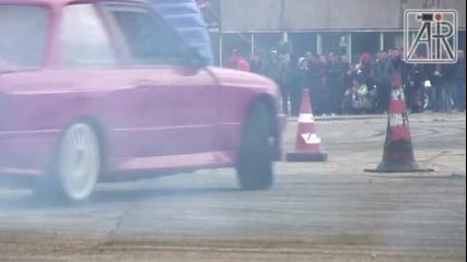 Super Drift Series 2012 - Round 1 Hd 720p