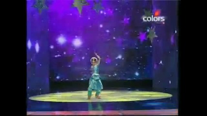 Невероятно момиченце - vaishnavi patil India s Got talent Grand Finale