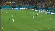 World Cup 2014 - England vs Italy 1 - 2