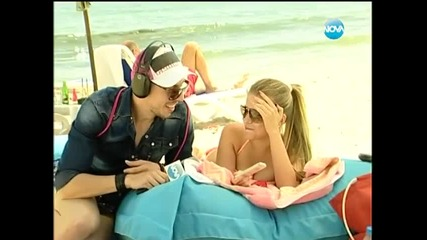 Лудия репортер - Серенада на плажа