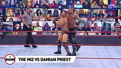 REVIVE Raw en 8 (MINUTOS): WWE Ahora, Abr 19, 2021