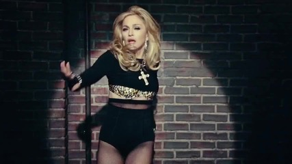 2012 Madonna Feat. M.i.a. and Nicki Minaj - Give Me All Your Luvin (високо качество) + Бг Превод
