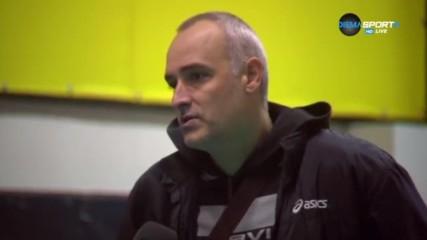 Ивайло Стефанов: Всеки един момент на игрището е адреналин