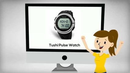 Tushi Heart Rate Monitor Watch