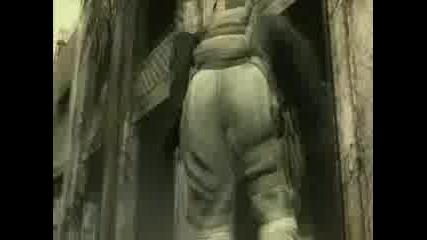 Metal Gear Solid 4 - Трейлър