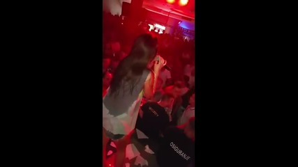 Milica Pavlovic - Mix pesama - (LIVE) - (Club Triumph, Fojnica 2014) (1)