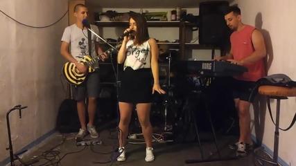 Milica Pavlovic - Dve po dve - (LIVE) - Fajront Bend - (Private 2014)