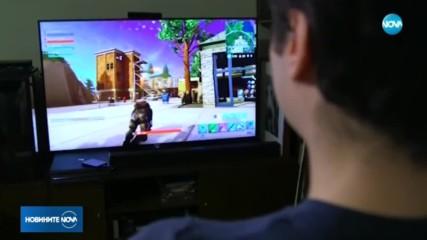 Пристрастяването към компютърни игри е болест