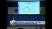 САЩ и Япония се възстановят по-бързо, докато еврозоната изостава