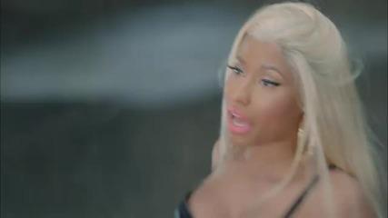 Nicki Minaj ft. Chris Brown - Right By My Side ( Официално Видео )