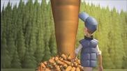 Война С Моркови - Анимация!