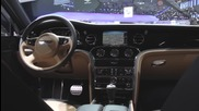 2015 Bentley Mulsanne Speed - 2014 Paris Motor Show