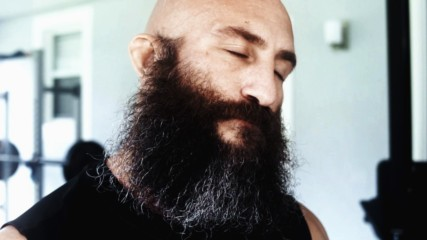 Tommaso Ciampa on the issues he dealt with before his neck surgery