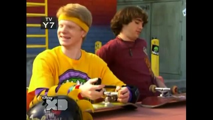 Zeke and luther episode 6-skate
