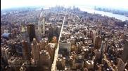 8000 Кадъра направени в Timelapse от Нюйорк.
